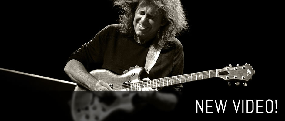 Pat Metheny Fingerstyle guitar