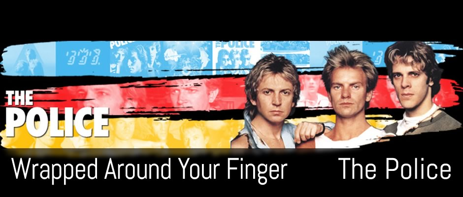 Wrapped Around Your Finger, The Police, Fingerstyle Guitar Cover