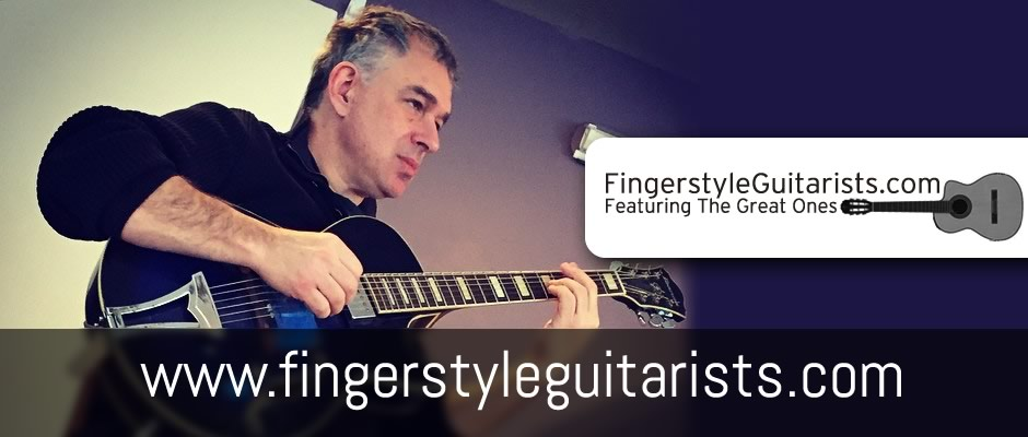 Interview for fingerstyleguitarists