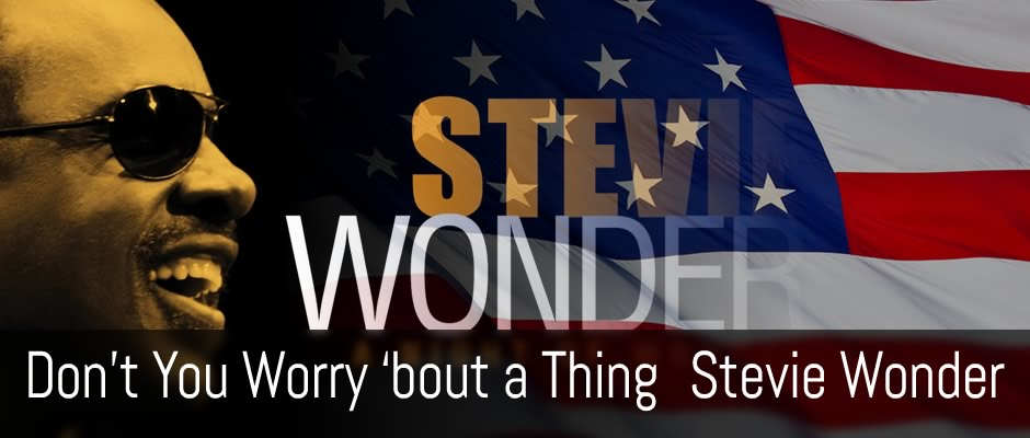 Don't You Worry 'bout a Thing, Stevie Wonder, Fingerstyle Solo Guitar Cover,