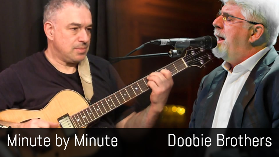 Minute by Minute, Doobie Brothers, Michael McDonald, fingerstyle guitar