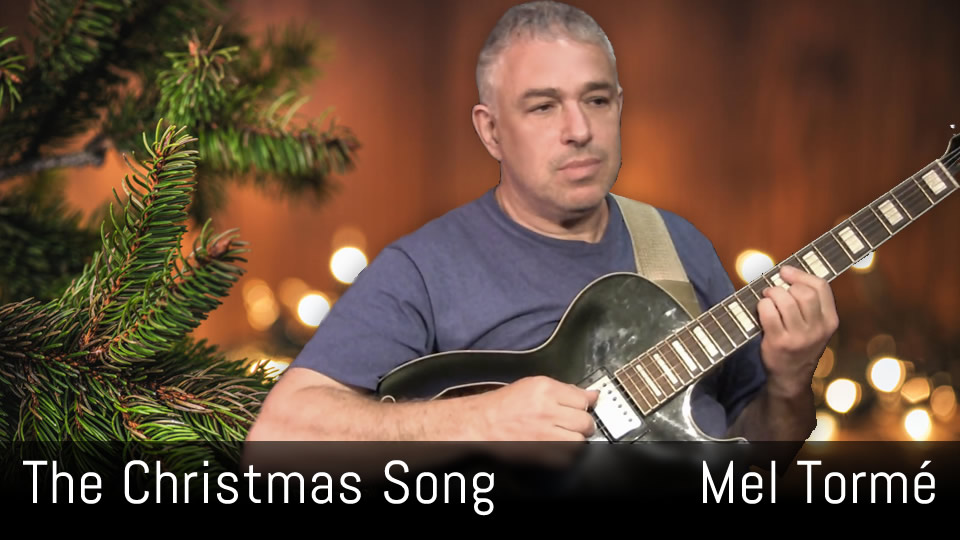 The Christmas Song - fingerstyle acoustic guitar