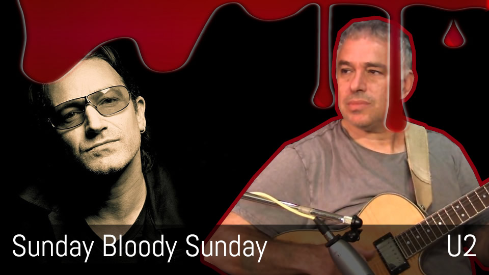 Sunday Bloody Sunday, U2